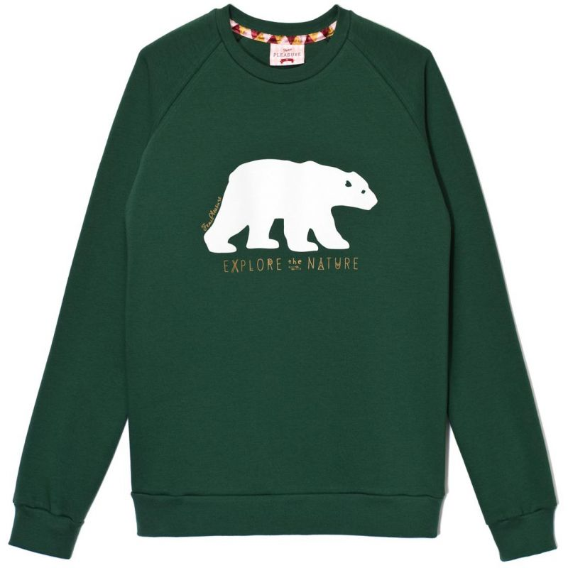 Femipleasure teddy - zelená - M