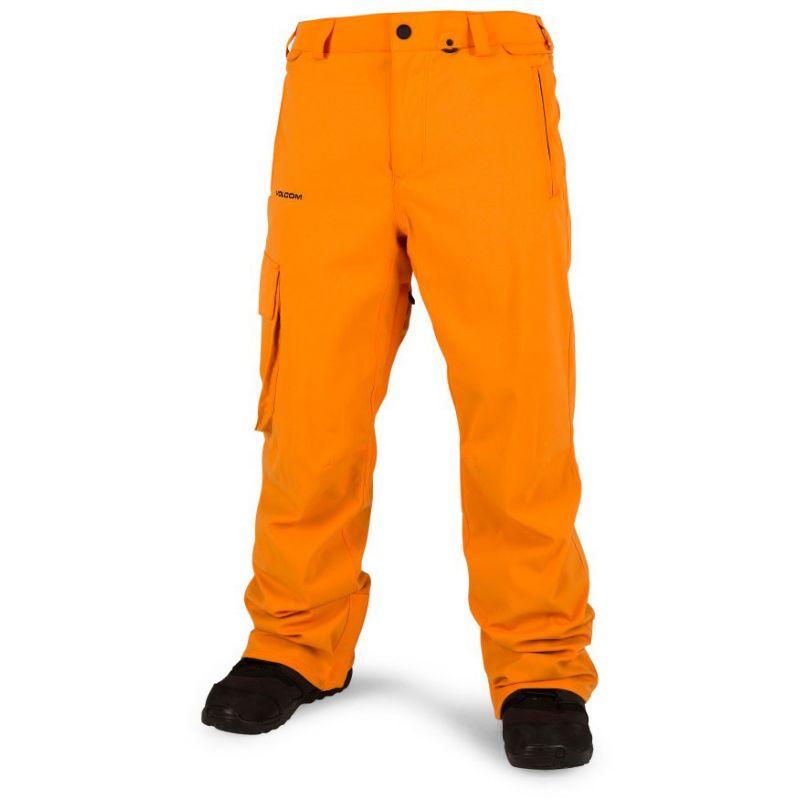 Volcom ventral - oranžová - L