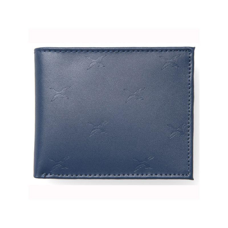 CARHARTT ALDUX PENEZENKA - džínová modř (LEA-NAV) - univerzální