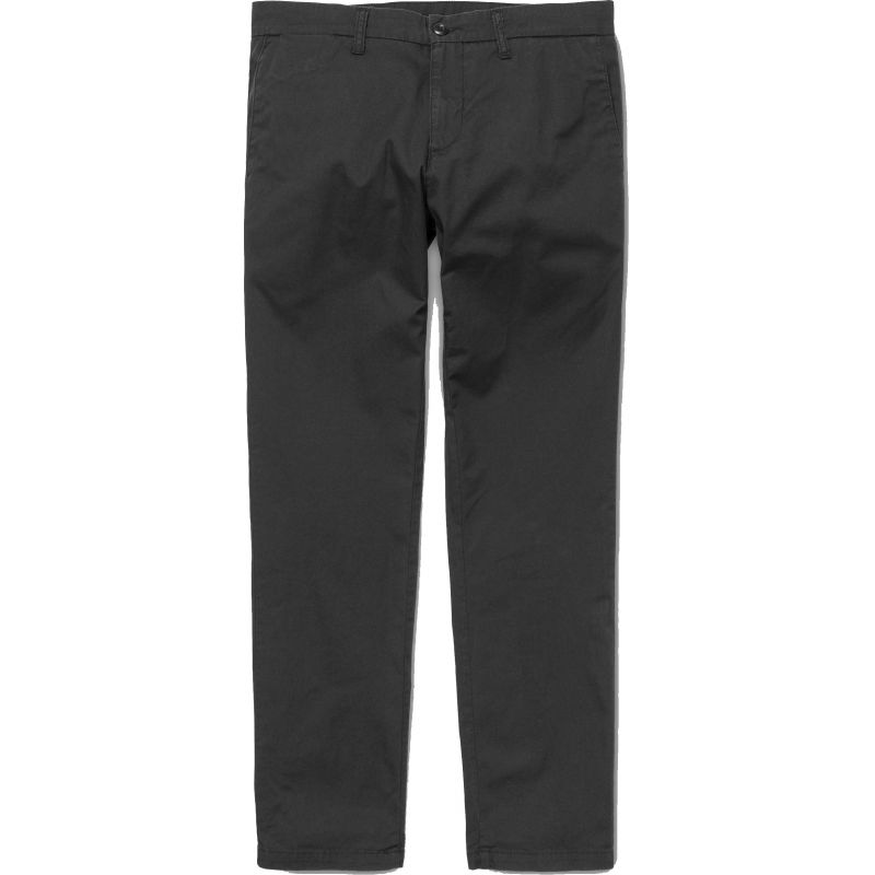 KALHOTY CARHARTT SID PANT - černá - 33/32