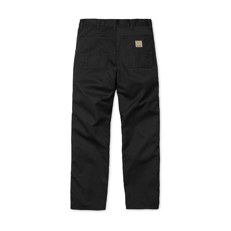 Carhartt simple - černá - 34/32