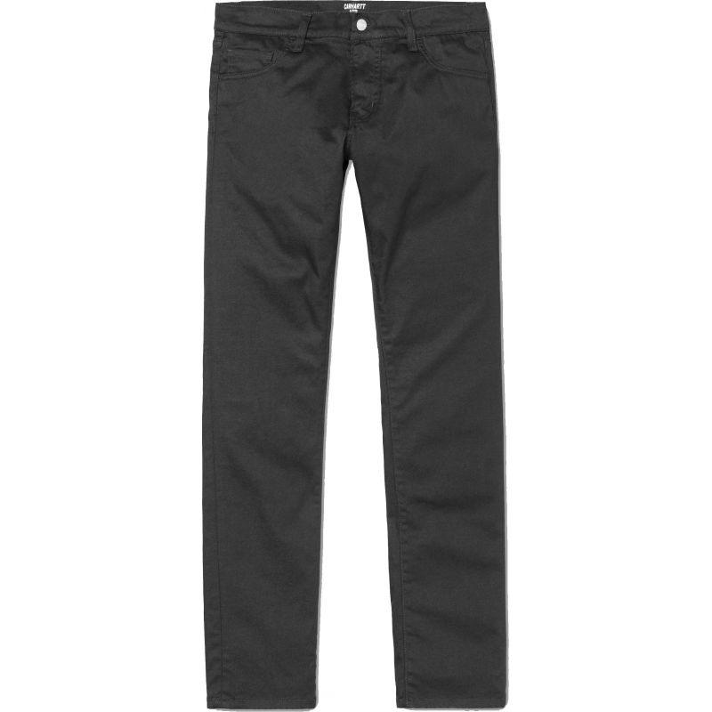 KALHOTY CARHARTT Rebel 5-Pocket - černá - 34/32