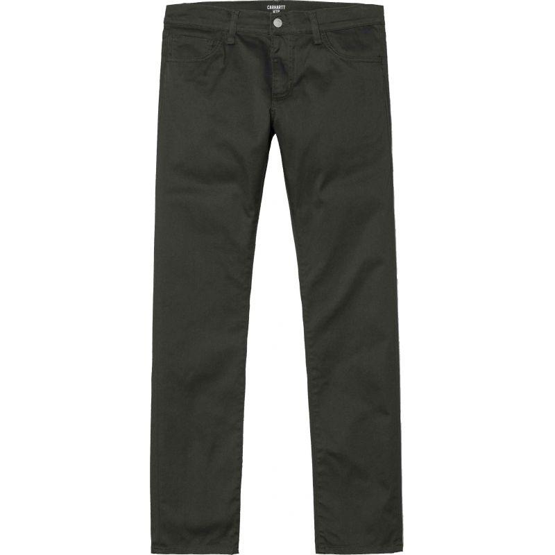 KALHOTY CARHARTT Rebel 5-Pocket - černá - 33/32 - 338764