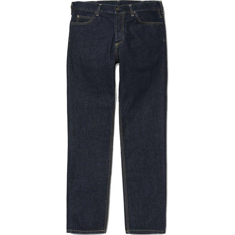 KALHOTY CARHARTT Texas 5-Pocket - modrá - 33/32