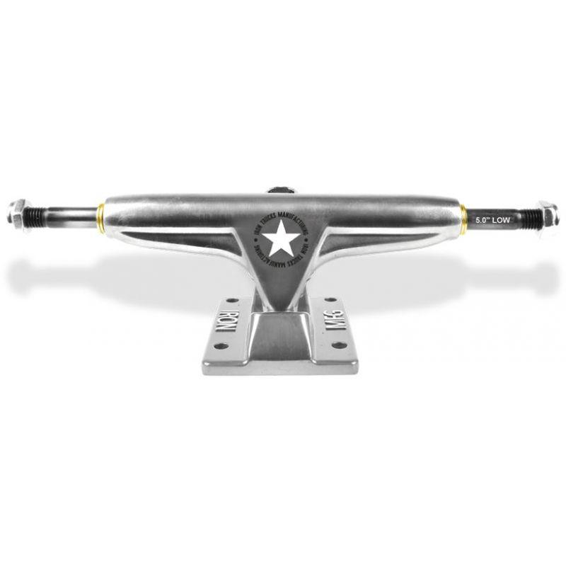 Iron iron 2 low - světle šedá - 129mm