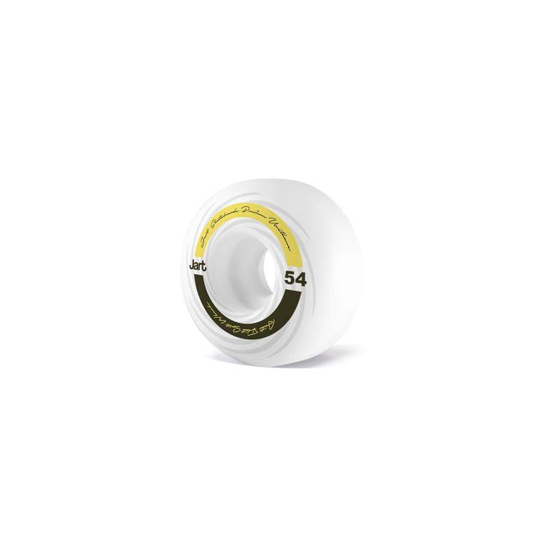 SK8 KOLA JART TOTEM - bílá - 54mm/102a