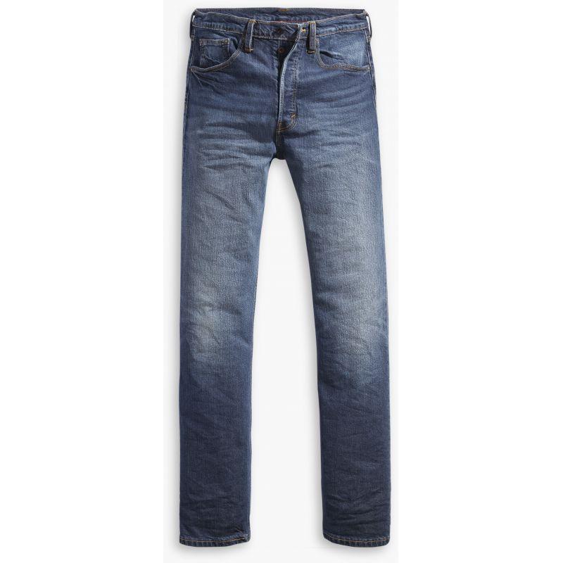 Levis kalhoty levis skate 501 stf 5 pocket se - modrá - 32/32