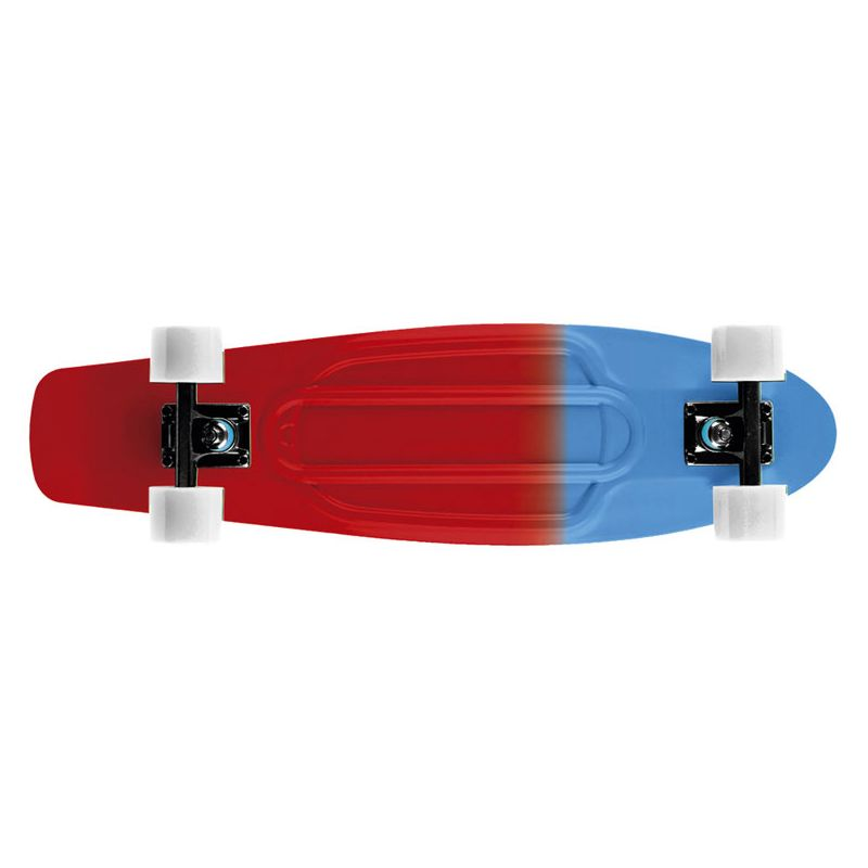LONG ISLAND BUDDIE DUO PENNY BOARD - červená (RED) - 22