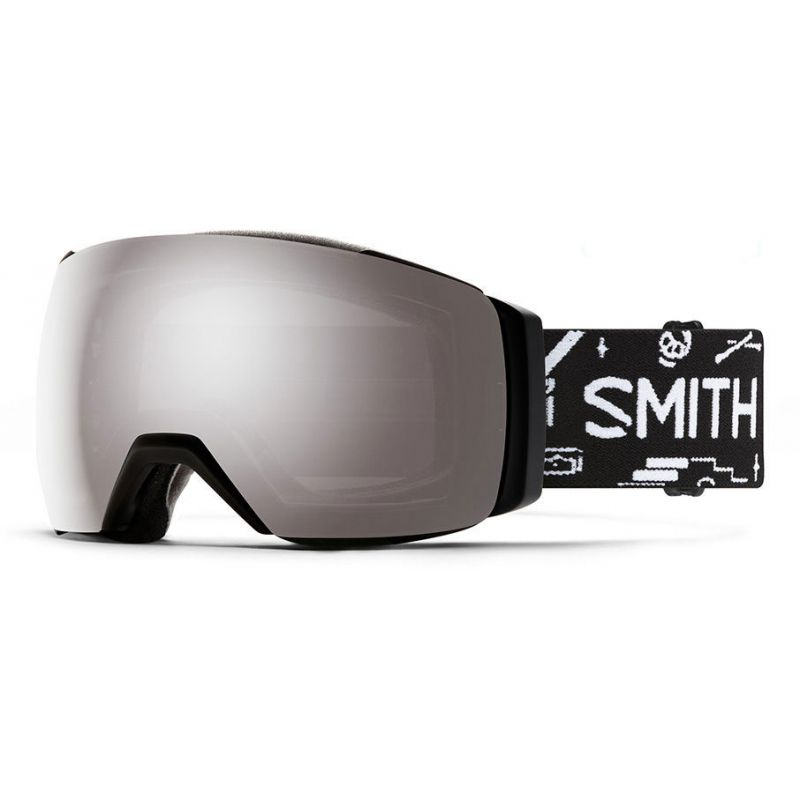 BRÝLE SNB SMITH IO MAG XL ChromaPop Sun - černá