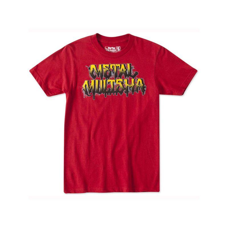 METAL MULISHA MAH-BOYS TRIKO - červená (RED) - L