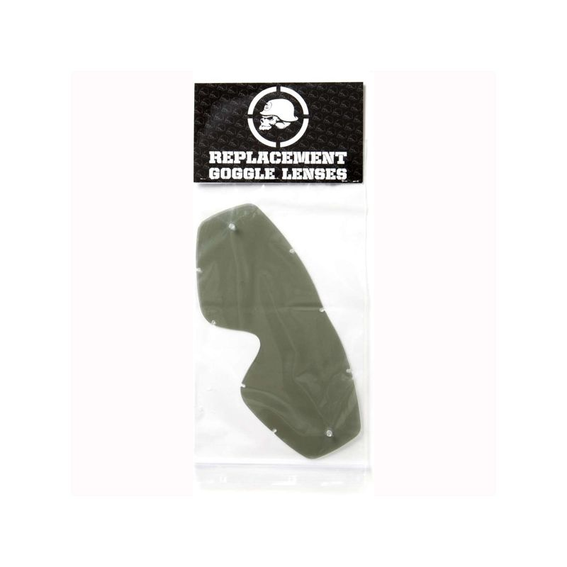 Metal Mulisha google replacement - khaki