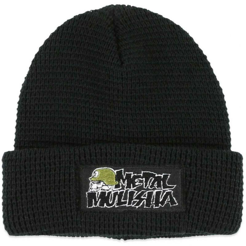 KULICH METAL MULISHA HEADLINE - černá
