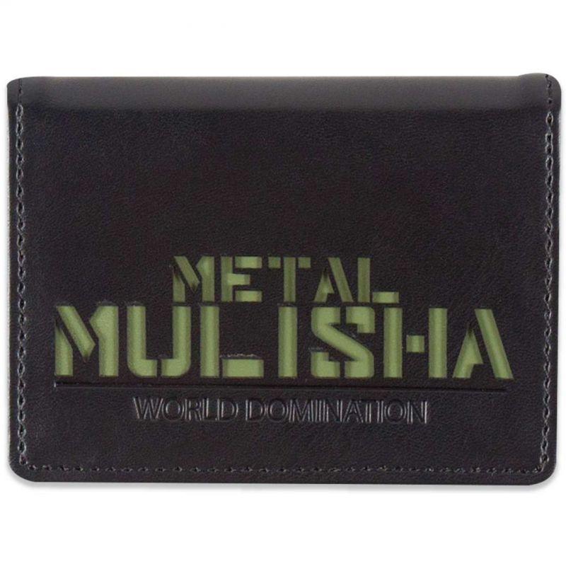 Metal Mulisha undercover - černá