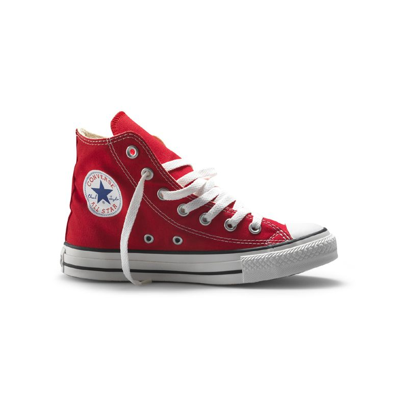 CONVERSE Chuck Taylor All Star BOTY - červená (RED) - EUR 44,5