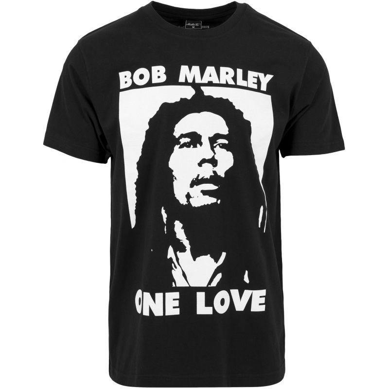 Urban Classics bob marley one love - černá - L