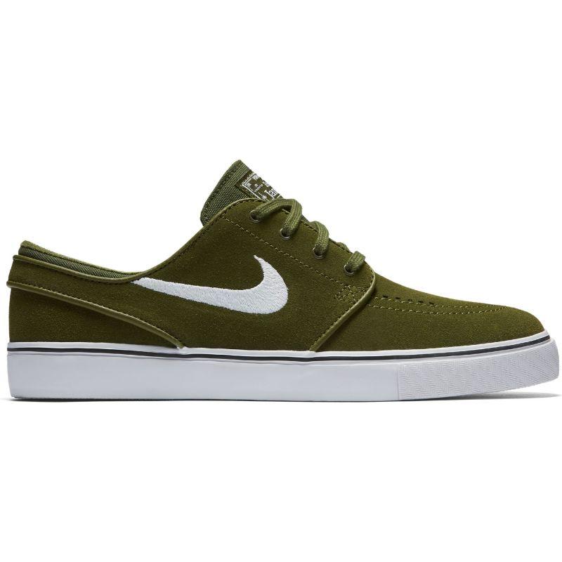 Nike zoom stefan janoski - zelená - EUR 46