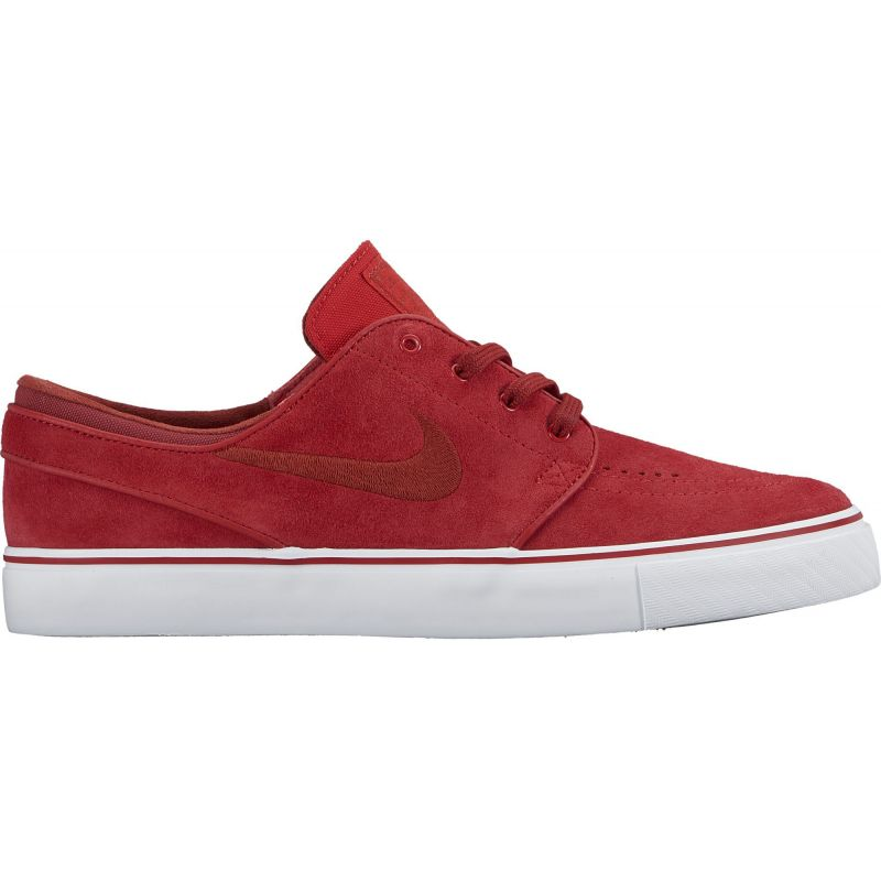 Nike zoom stefan janoski - červená - EUR 44