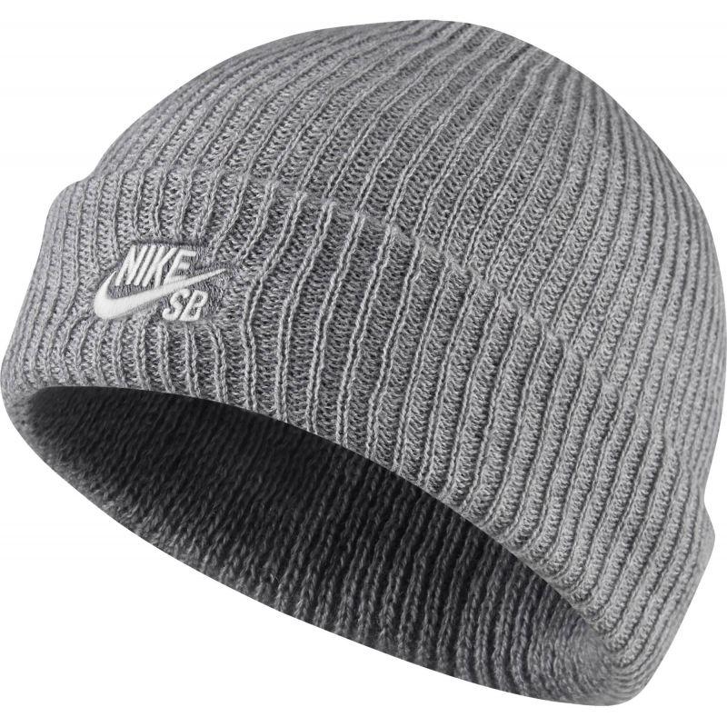 Nike fisherman - šedá