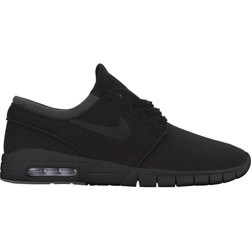Nike stefan janoski max - černá - US 5.5
