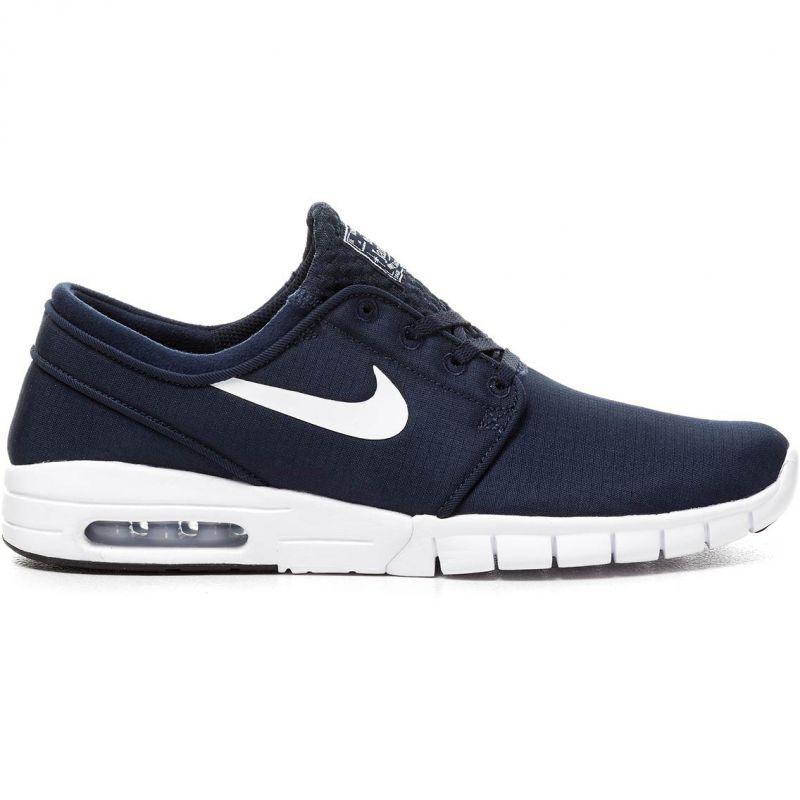 Nike stefan janoski max - modrá - US 5.5