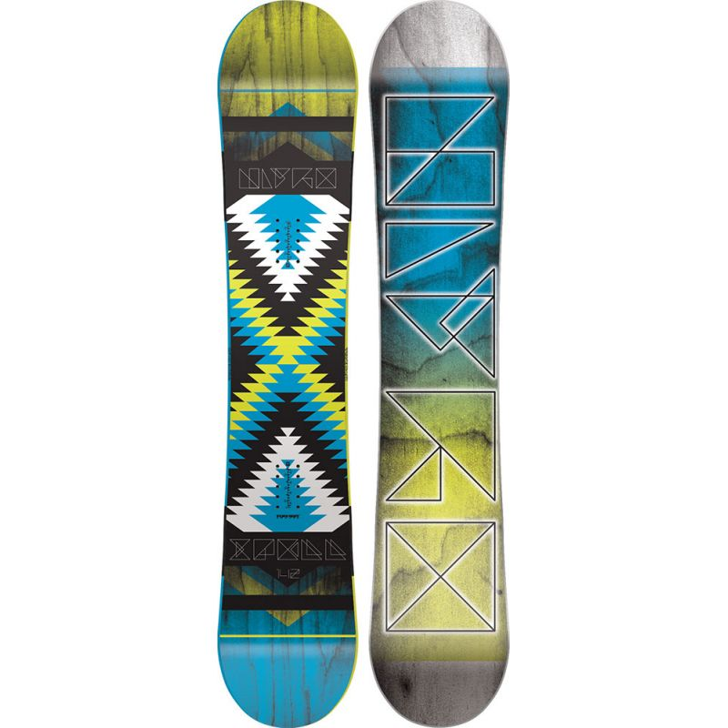 SNOWBOARD NITRO 16 SPELL WMS - modrá - 145