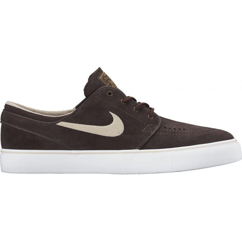 Nike zoom stefan janoski - hnědá - EUR 45