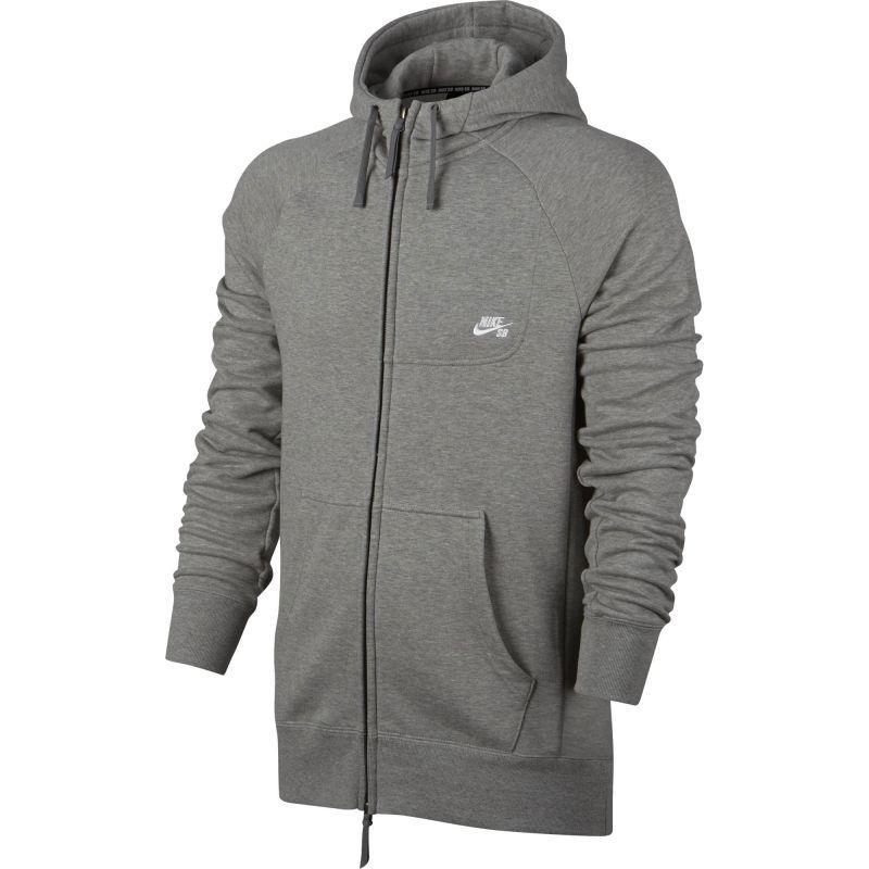 Nike everett fz - šedá - L