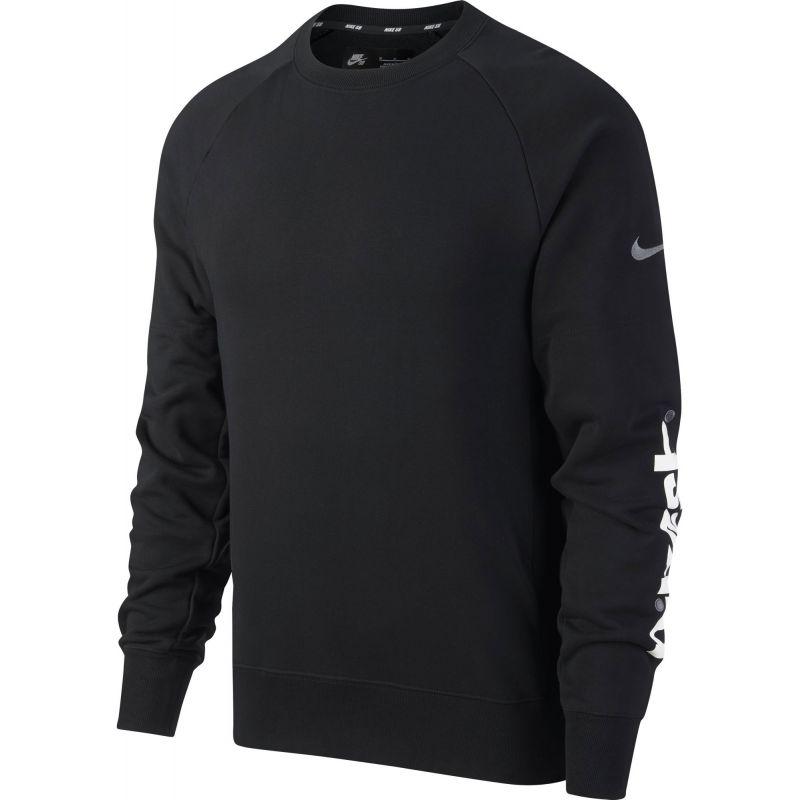 Nike everett crew energy - černá - M