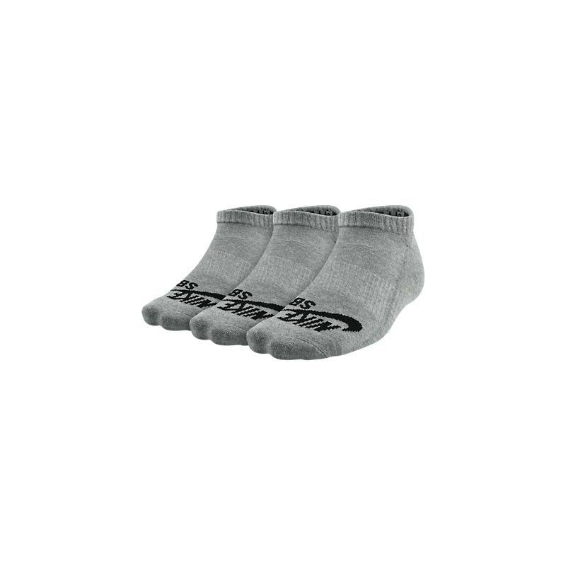 Nike sb ponozky - šedá - L