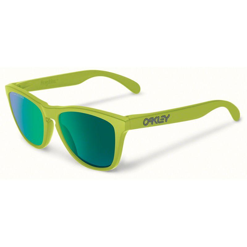 Oakley frogskin - světle zelená