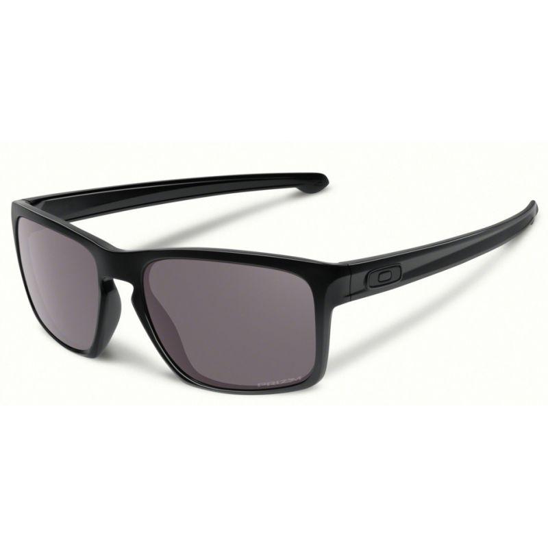 Oakley silver - černá