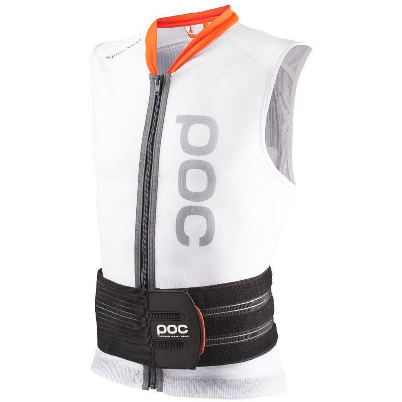 POC spine vpd vest - bílá - XS/REG