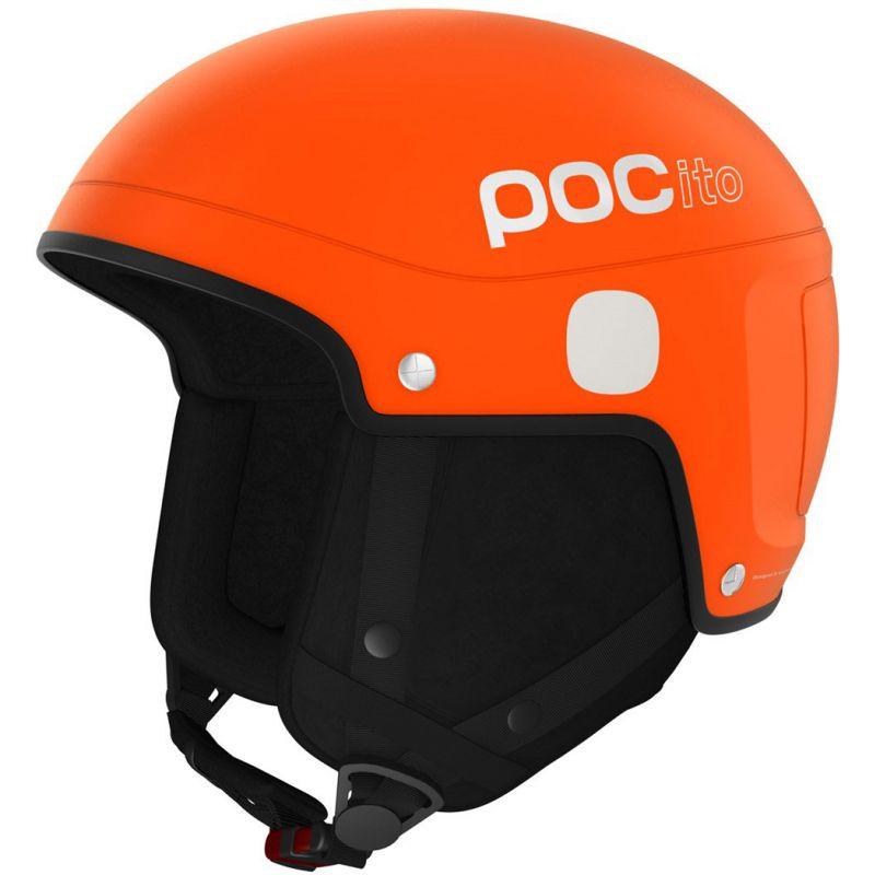 POC skull - oranžová - 55/58