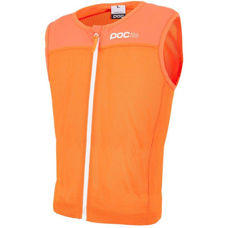 POC spine - oranžová - S