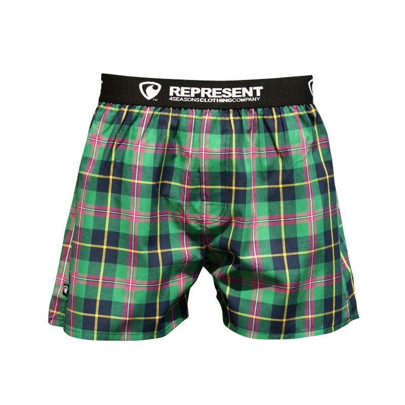 TRENKY REPRESENT MIKEBOX 15 - zelená - XXL
