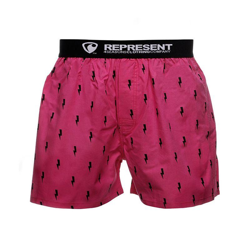 TRENKY REPRESENT - růžová - 3XL