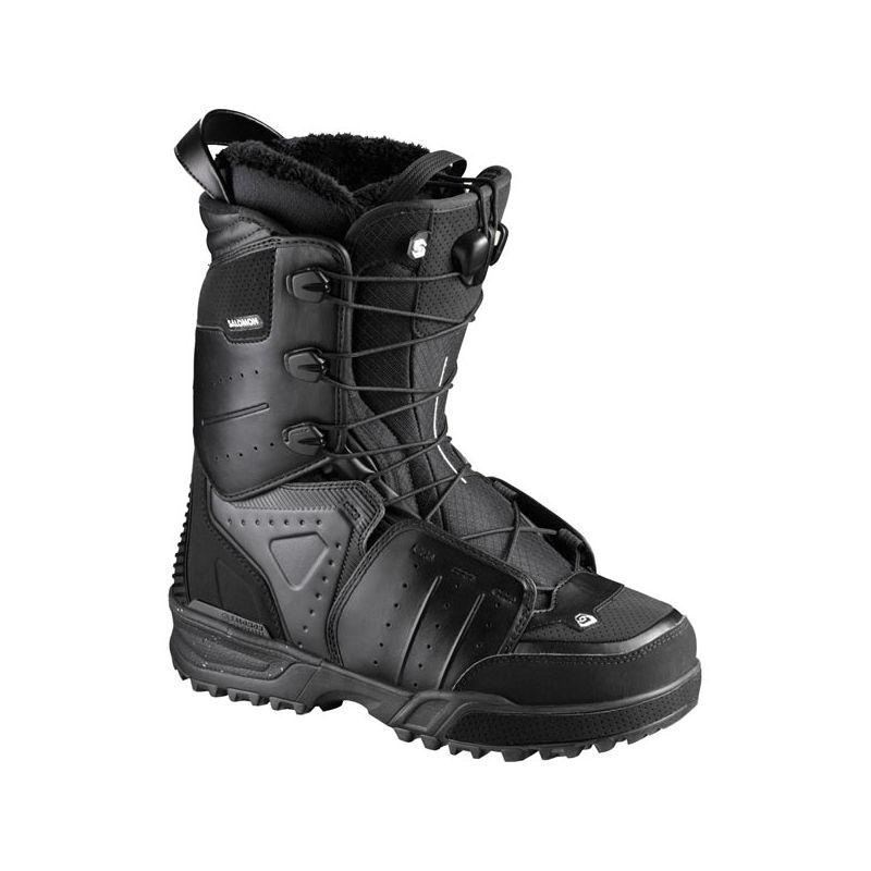 SALOMON DIALOGUE SNOWBOARD BOTY - černá (BLK) - US9.5