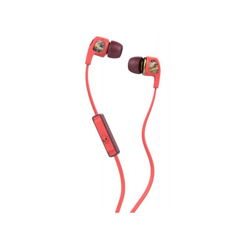 SLUCHÁTKA SKULLCANDY WINKD 2.0 IN-EAR - lososová (EAR) - univerzální