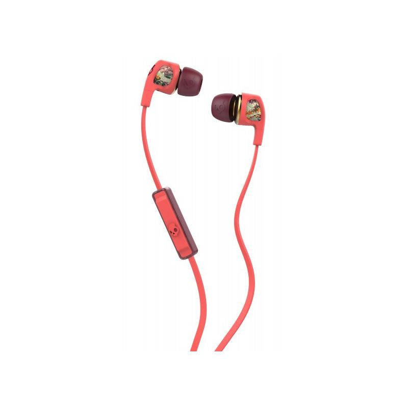 SLUCHÁTKA SKULLCANDY WINKD 2.0 IN-EAR - lososová