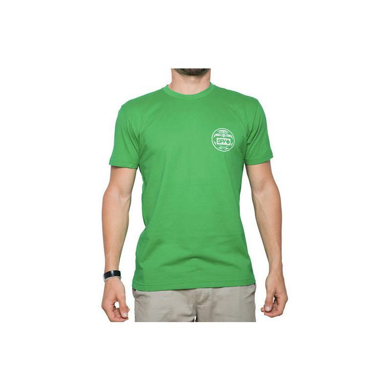 TRIKO SPY CALAVERA - zelená (KEL) - L