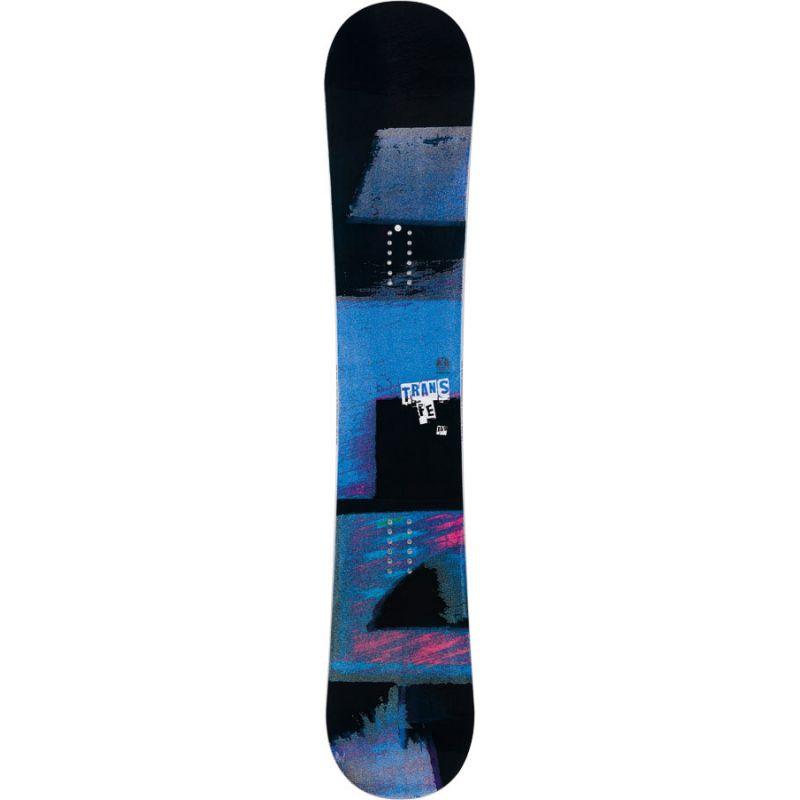 SNOWBOARD TRANS FE ROCKER FULLROCKER - modrá (MLT155) - 155