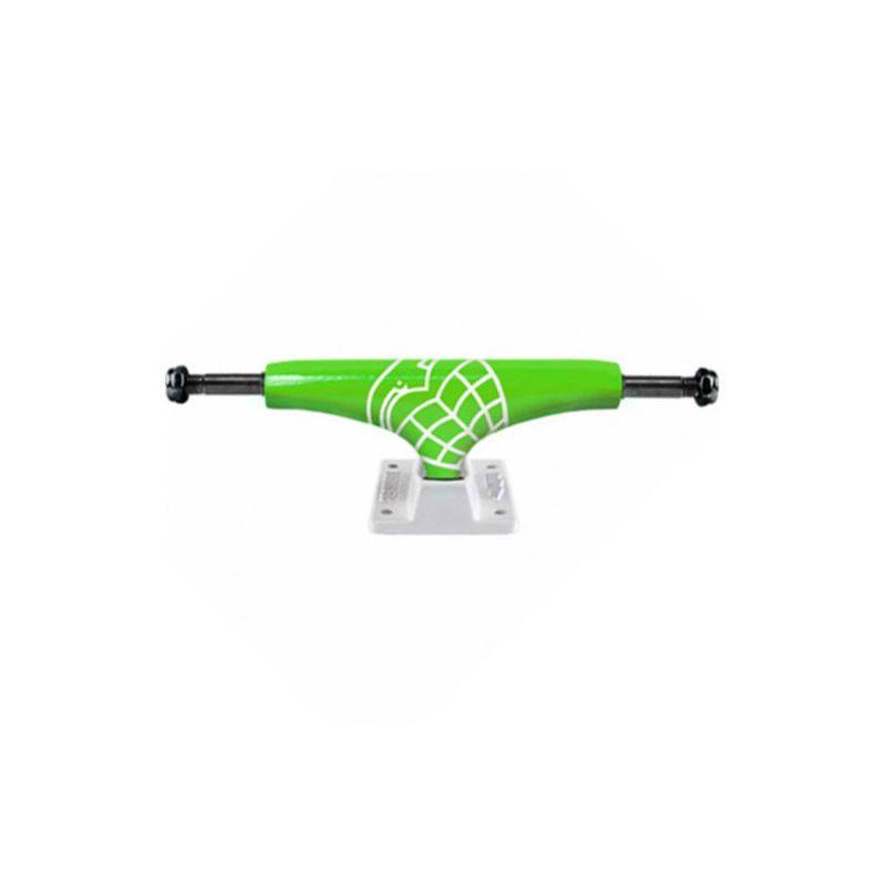 SK8 TRUCKY THUNDER SONORA LGH - světle zelená (GRN-WHT) - HI143mm