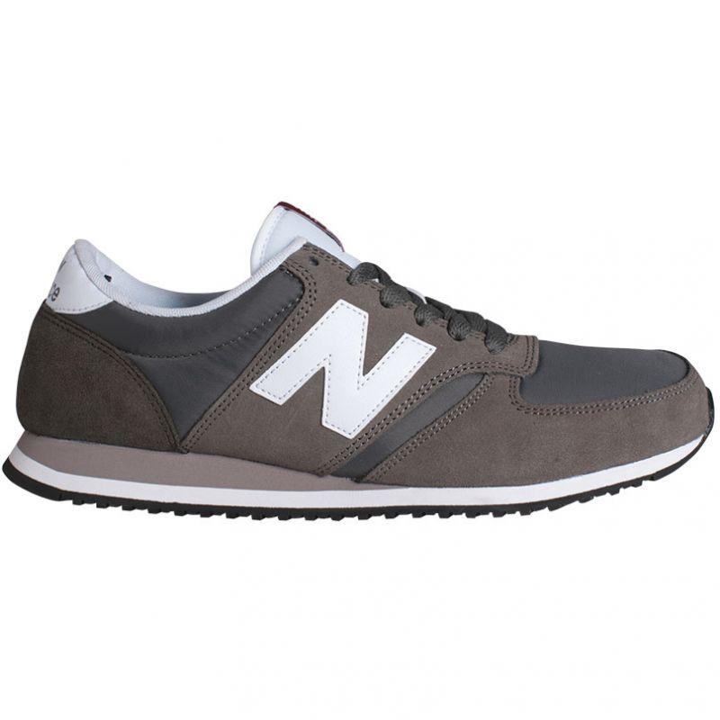 New Balance u420cgw - šedá - US 5