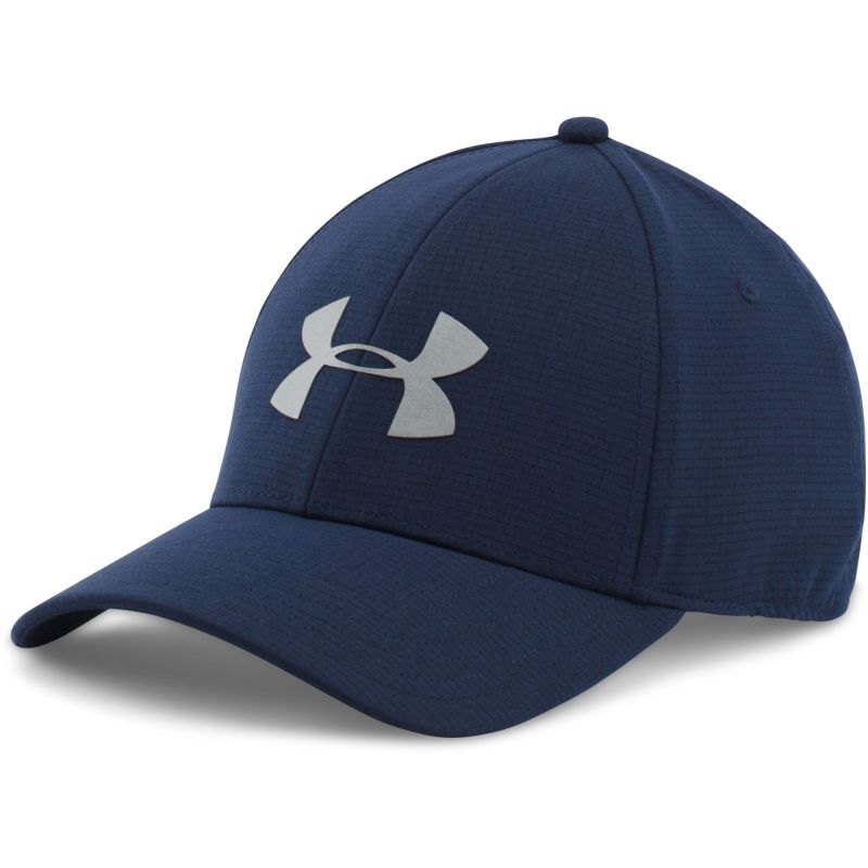 KŠILTOVKA UNDER ARMOUR MENS COOLSWITCH - tmavě modrá (BLU) - L/XL