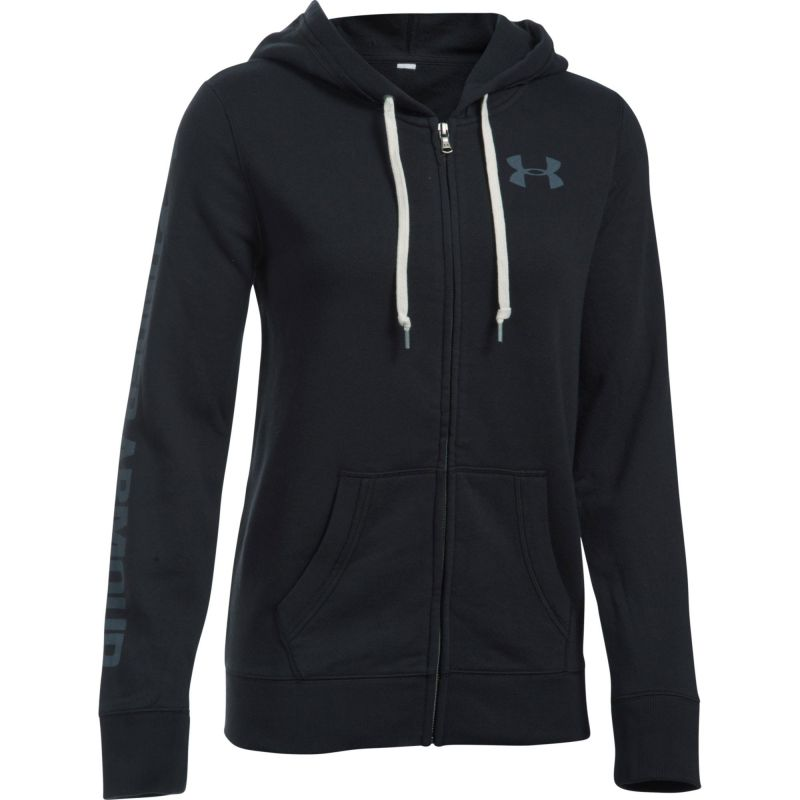 Under Armour favorite fleece - černá - S