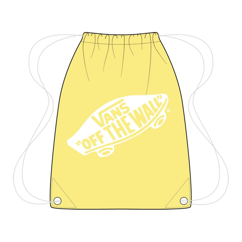 VANS BENCHED TASKA - žlutá (LIM) - univerzální