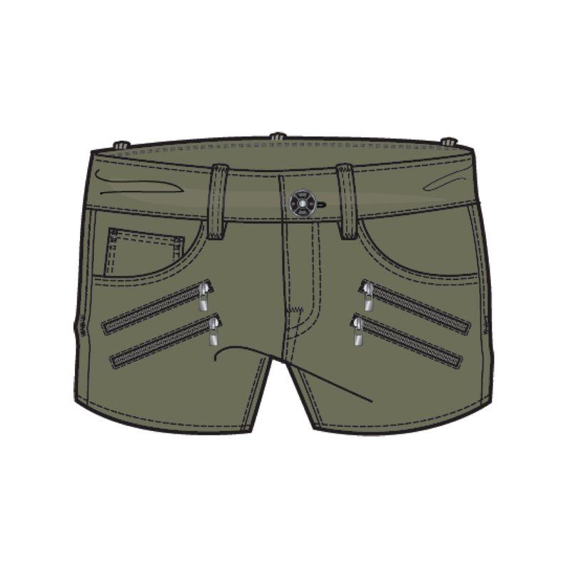 Vans zip front - zelená - 3