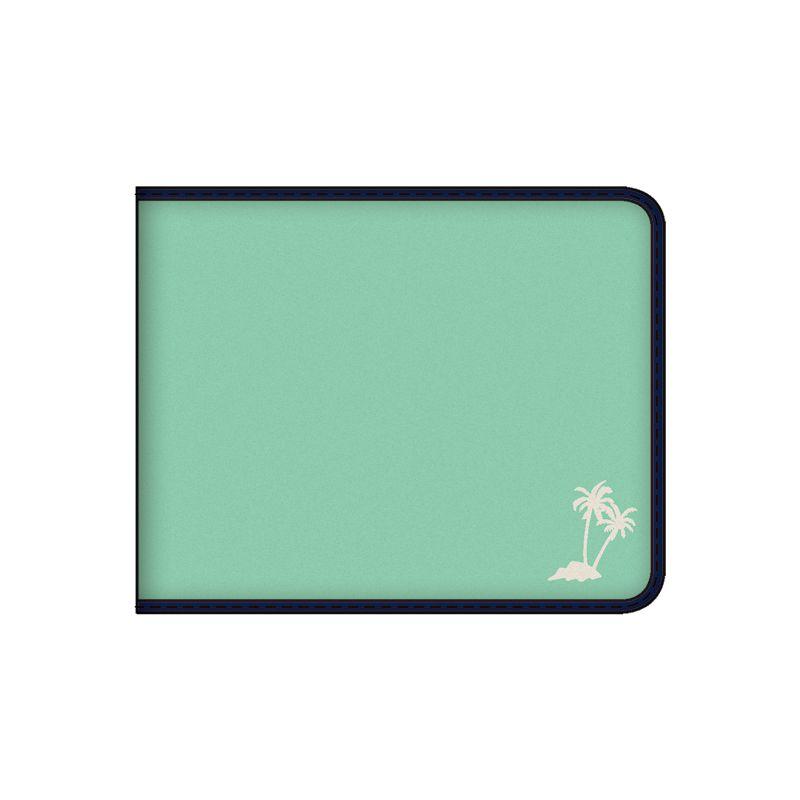 VANS PALM BIFOLD PENĚŽENKA - mořská zeleň (MNT-GRN) - univerzální