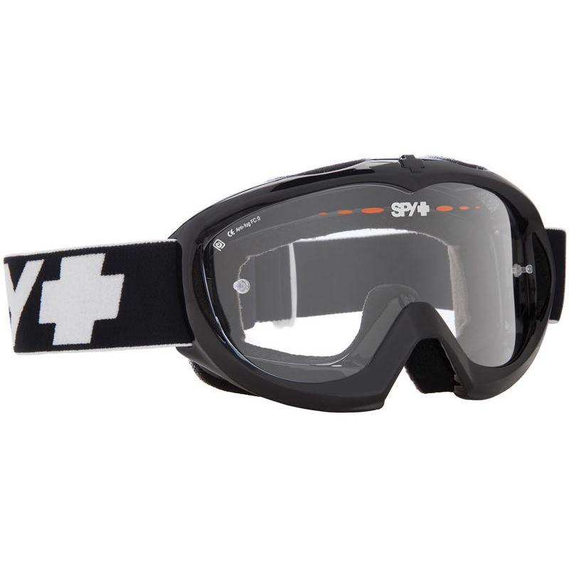 SPY TARGA MINI MX BLACK 14-15 - CLEAR AF - černá