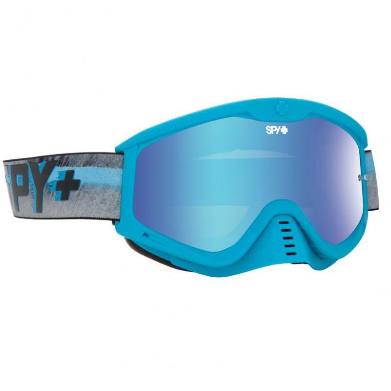 SPY WHIP PINNER BLUE - SMOKE w/LIGHT BLU - tyrkysová (SMO-BLU) - univerzální